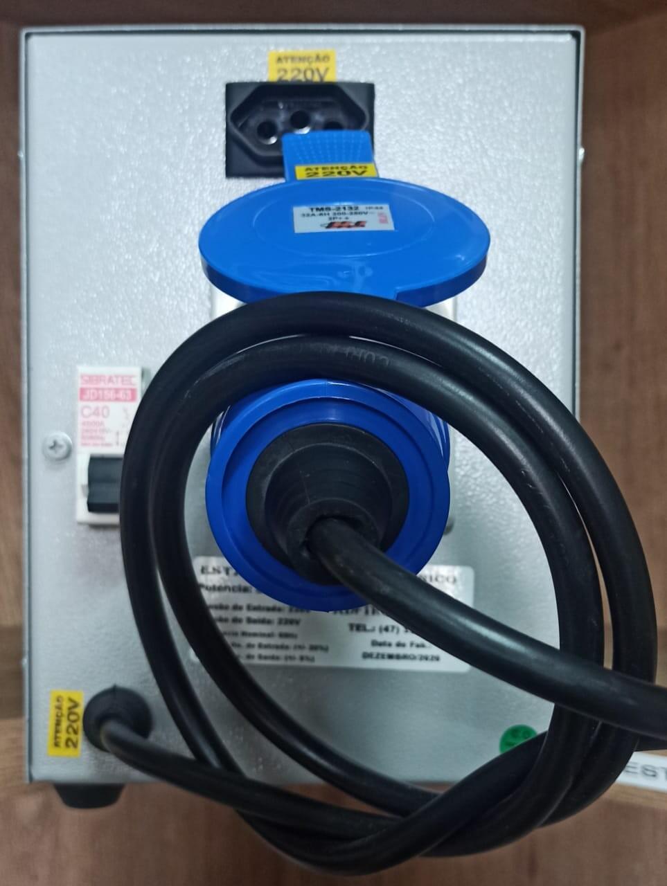 Foto2 - ESTABILIZADOR DE ENERGIA 7.5KVA