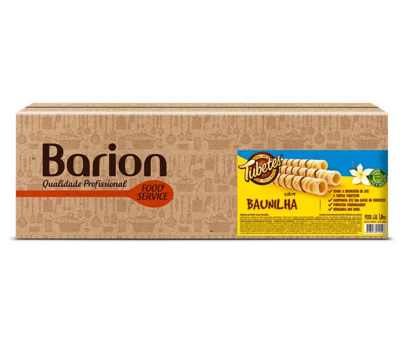 Foto2 - TUBET BAUNILHA BARION 1KG