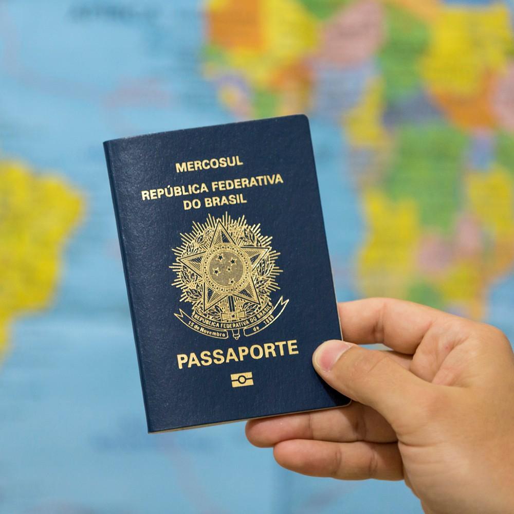 Foto 1 - Passaporte