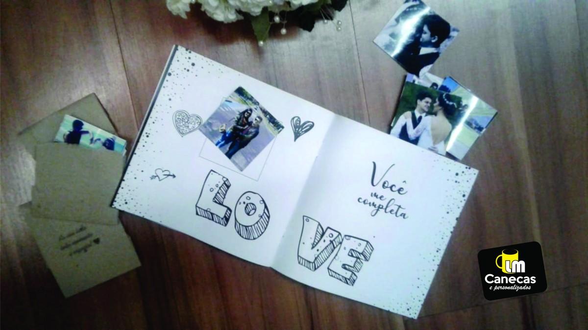 Foto3 - Mini-álbum de Figurinhas dia dos Namorados