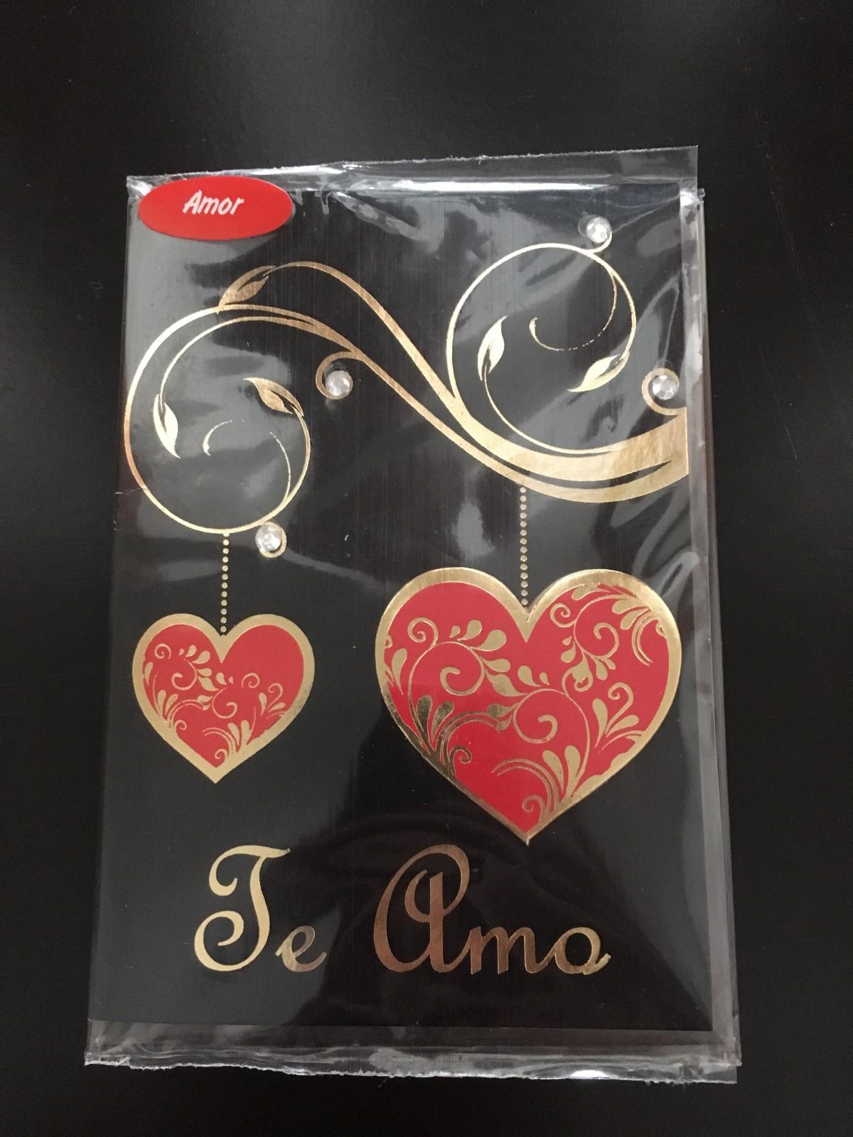 Foto 1 - Cartão de Amor P