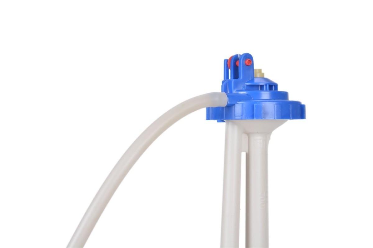 Foto2 - Mecanismo de Entrada Universal Para Caixa Acoplada Astra KEU