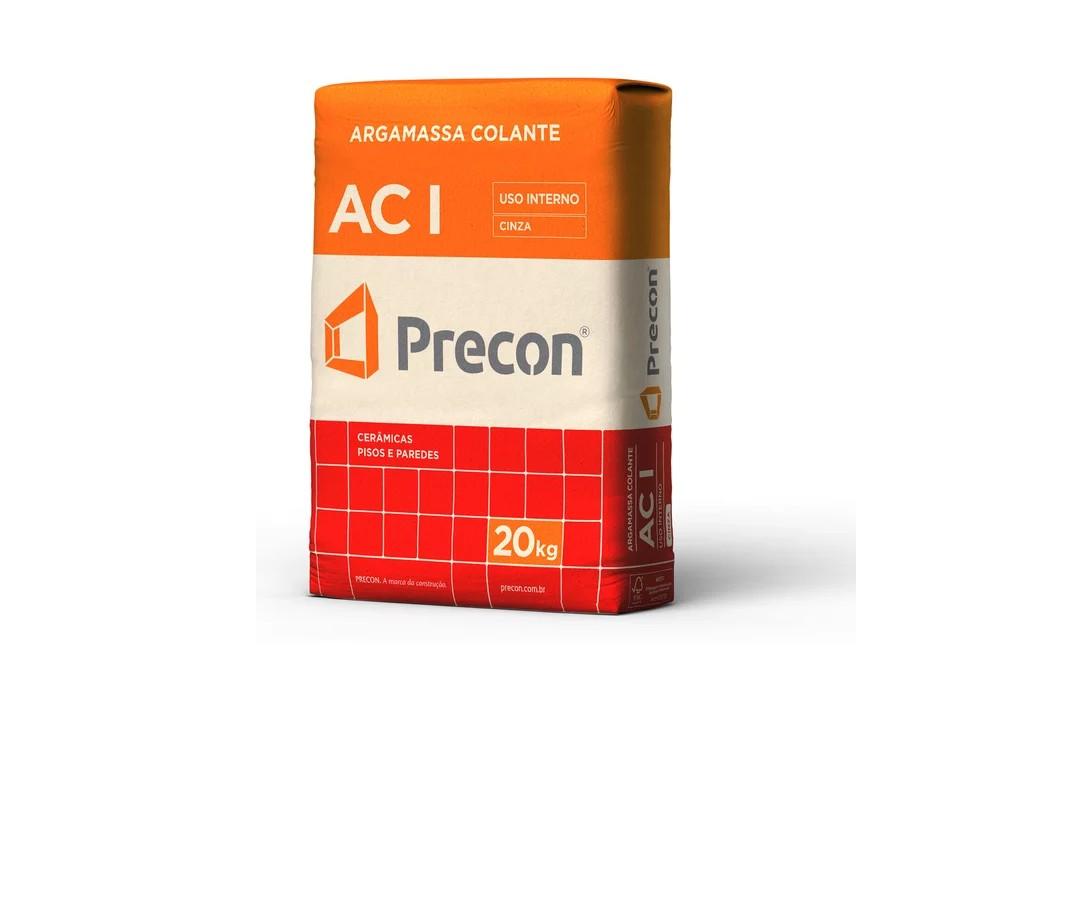 Foto 1 - Argamassa ACI - Precon