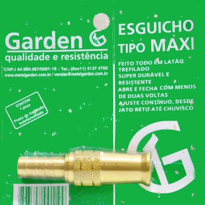 """Foto 1 - Esguicho tipo Maxi 1/2"""" Garden"""