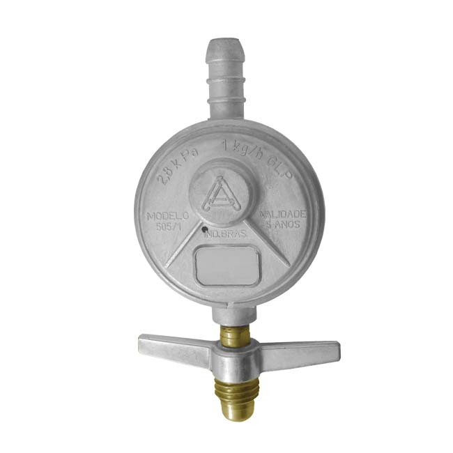 Foto 1 - Regulador para gás 505/01- Aliança