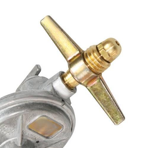 Foto3 - Regulador para gás 505/01- Aliança
