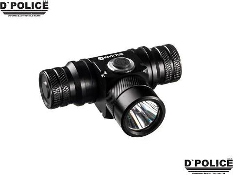 Foto2 - lanterna de cabeça CAVE T6