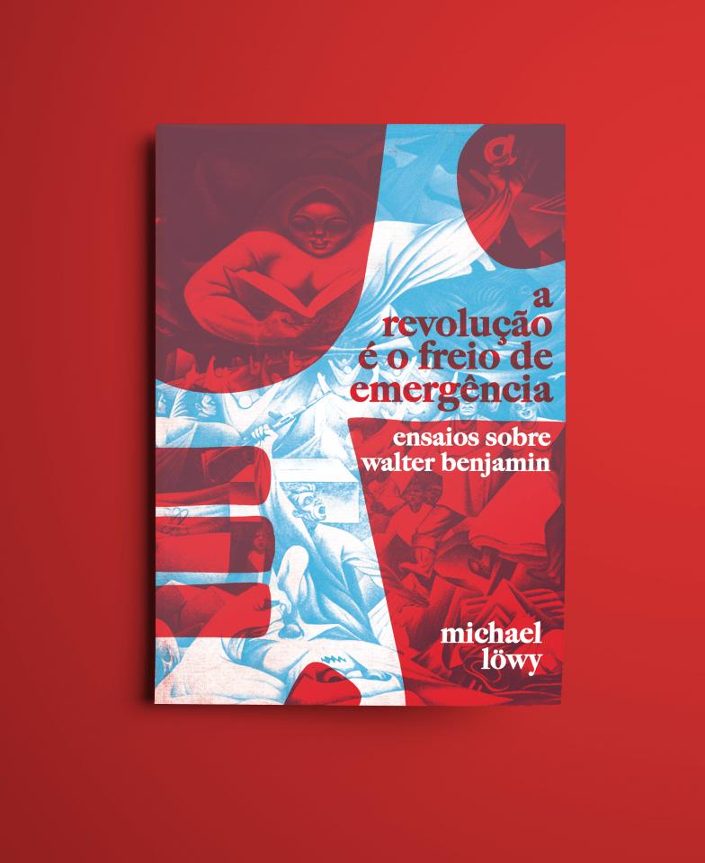 Foto 1 - A revolução é o freio de emergência - Ensaios sobre Walter Benjamin