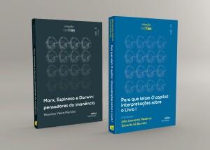 Foto1 - (Pré-Venda) Coleção NIEP Marx - PROMOÇÃO -Volume III e Volume VI
