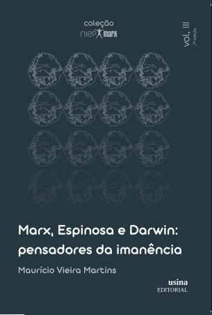 Foto 1 - (Pré-Venda) Marx, Darwin e Espinosa - pensadores da imanência - Coleção NIEP MARX