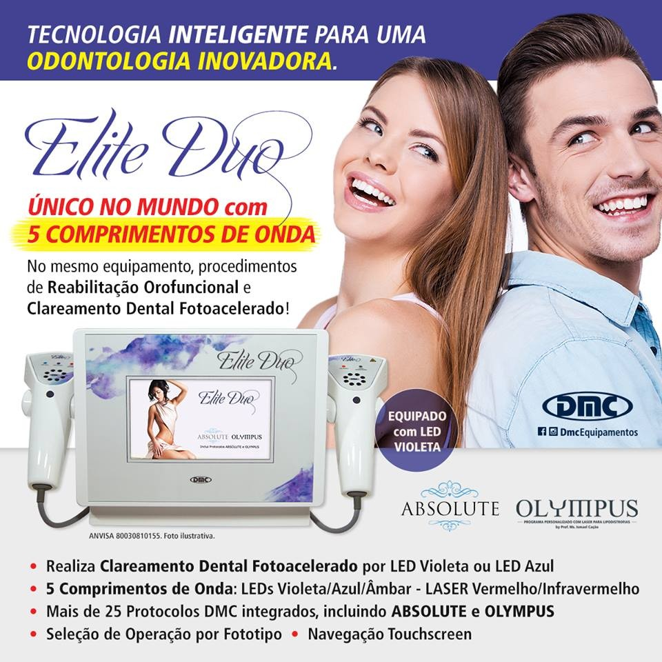 Foto3 - ELITE DUO (Laser para odontologia e estética)
