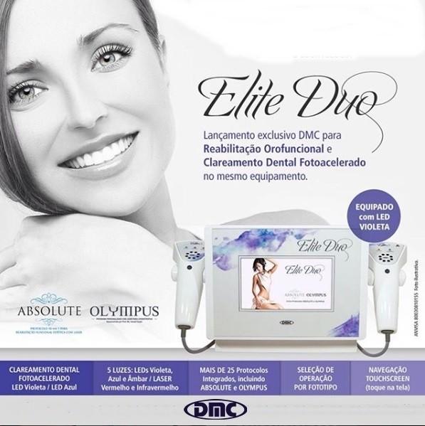Foto2 - ELITE DUO (Laser para odontologia e estética)