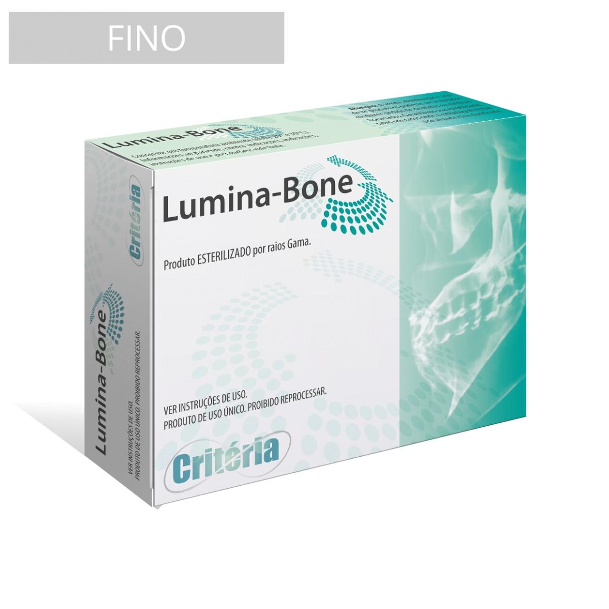 Foto 1 - Enxerto Ósseo LUMINA-BONE Fino 0,5g