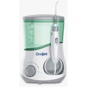 Foto1 - Irrigador Oral Oraljet Familia Ultra Water Flosser OJ1200B Bivolt (100-240 Volts)