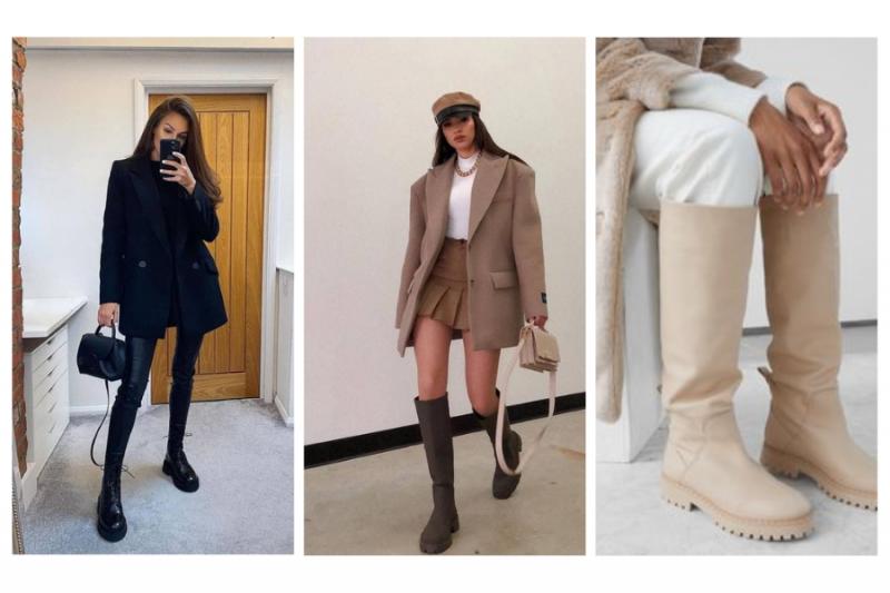 Principais Tendencias Sapatos Outuno Inverno 2021