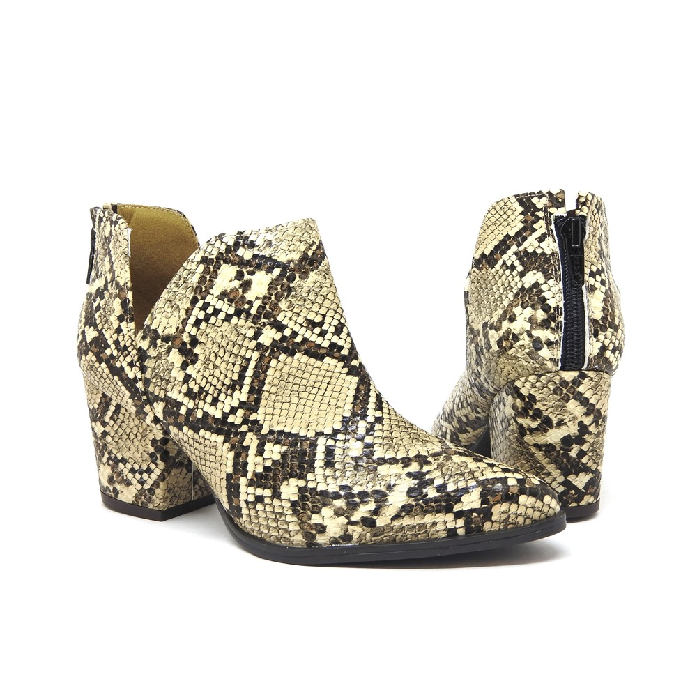Foto5 - ANKLE BOOT SNAKE
