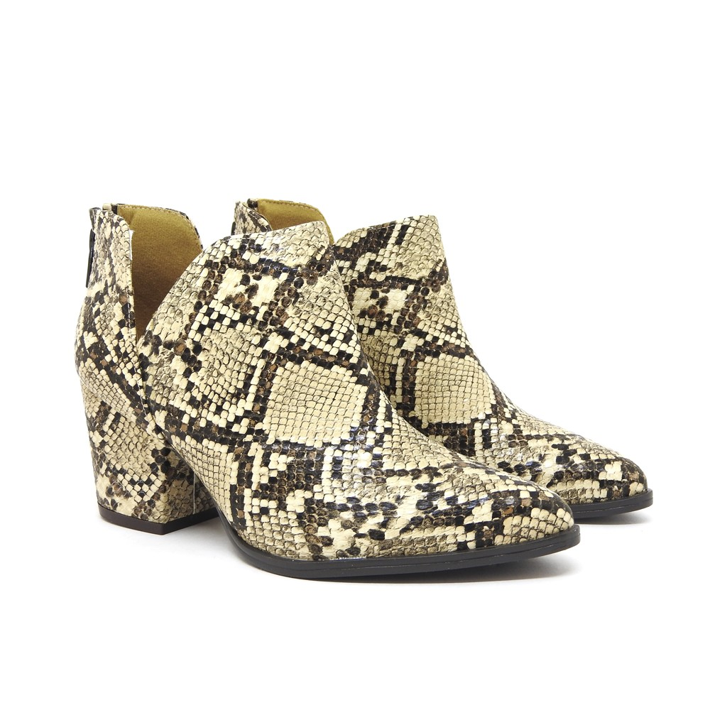 Foto6 - ANKLE BOOT SNAKE