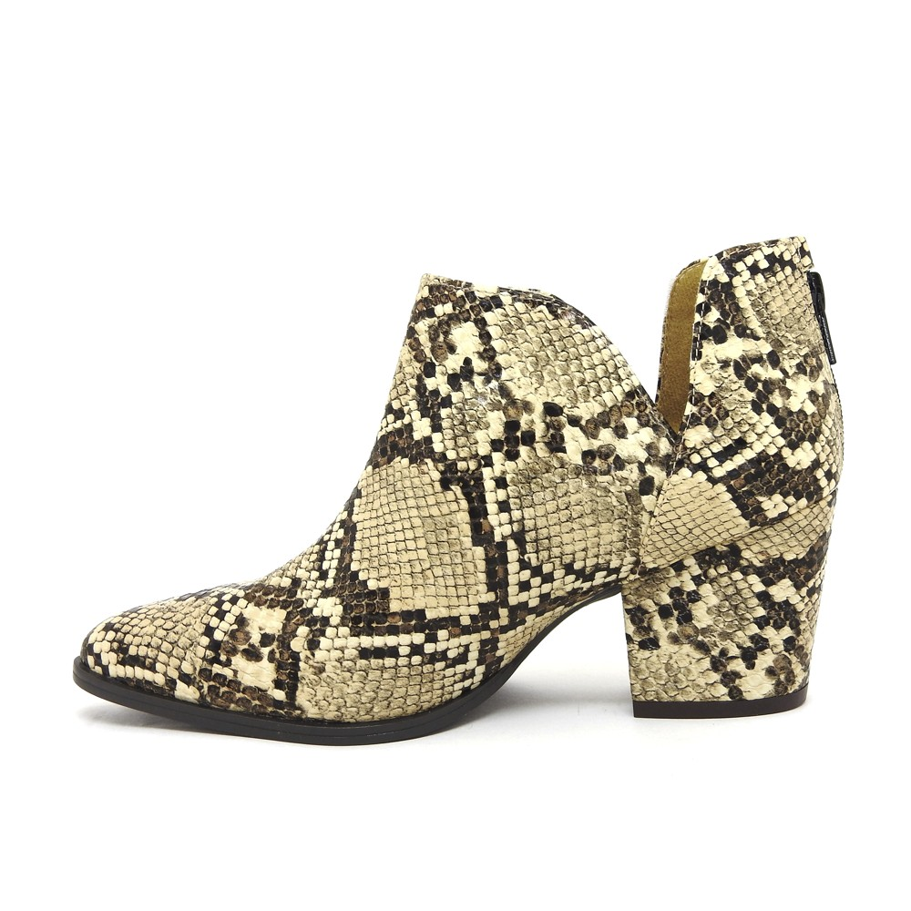 Foto3 - ANKLE BOOT SNAKE
