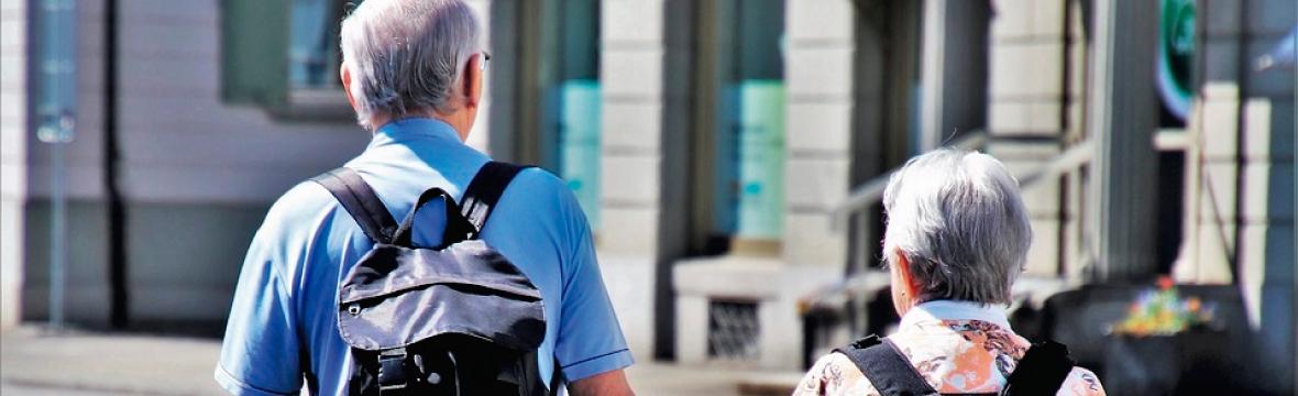 Dicas importantes para viajar com um idoso