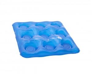 Foto1 - Almofada Forração Ortopédica Inflável Quadrada caixa de ovo