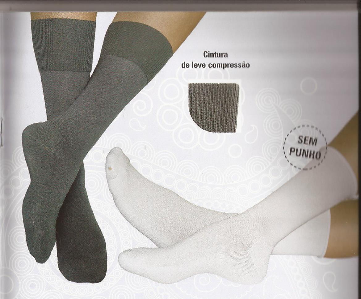 Foto3 - Kit Meia Social Antibolhas e Desodorante Spray Antiodores Para Pés e Calçados 150 ml