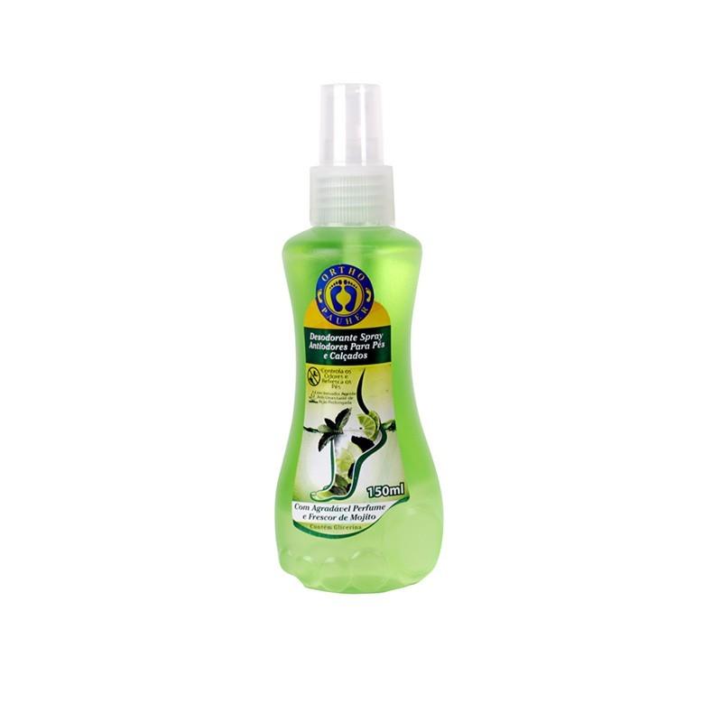 Foto4 - Kit Meia Social Antibolhas e Desodorante Spray Antiodores Para Pés e Calçados 150 ml