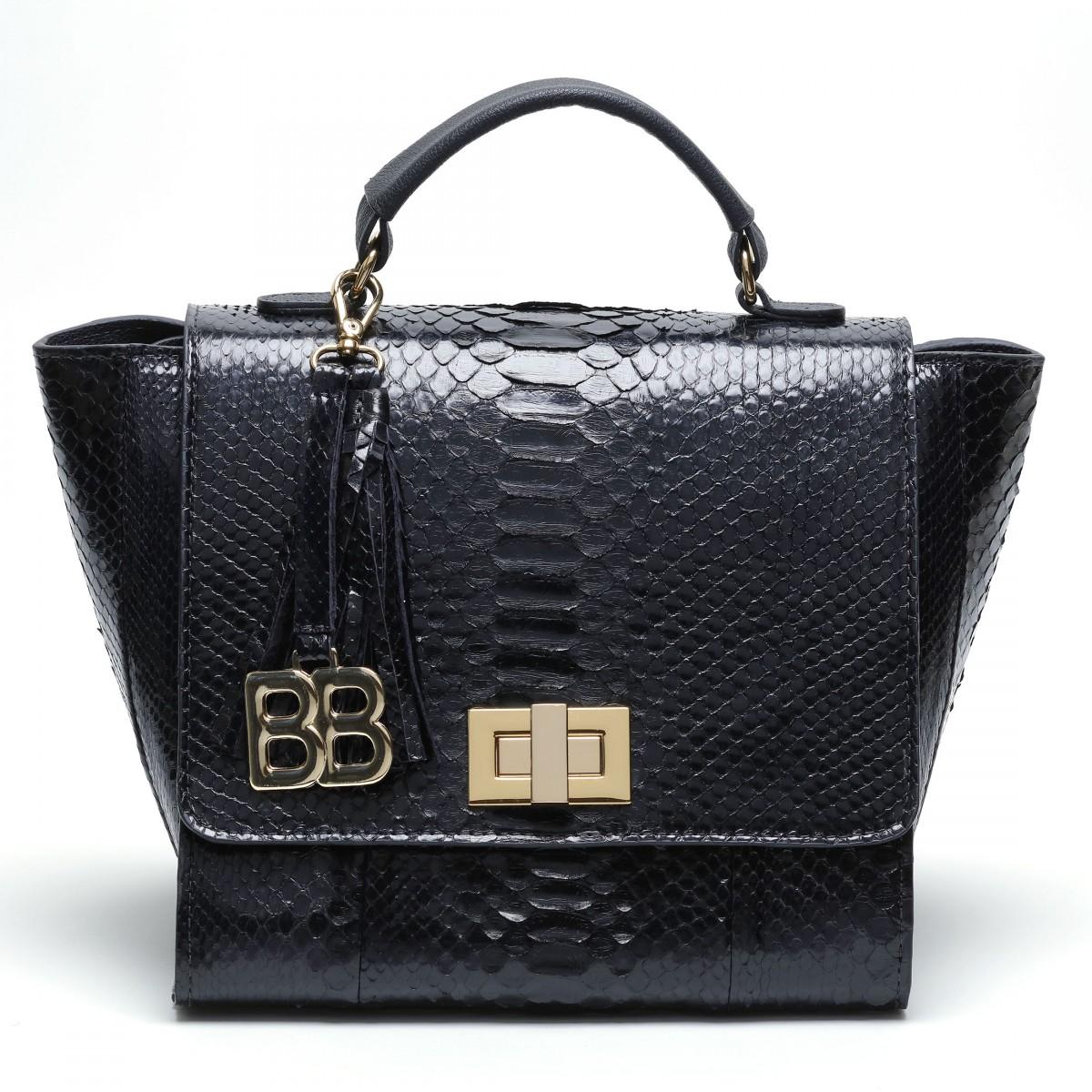 c22e68f55c2ac Bolsa Gaia Python - Preto - B-Brand Loja