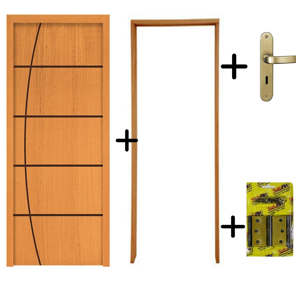 Foto 1 - Kit Porta Decorada - 51