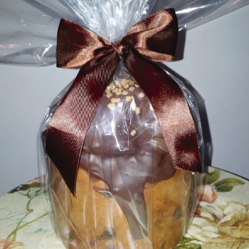 Foto 1 - CHOCOTONE TRUFADO COM CHOCOLATE BELGA