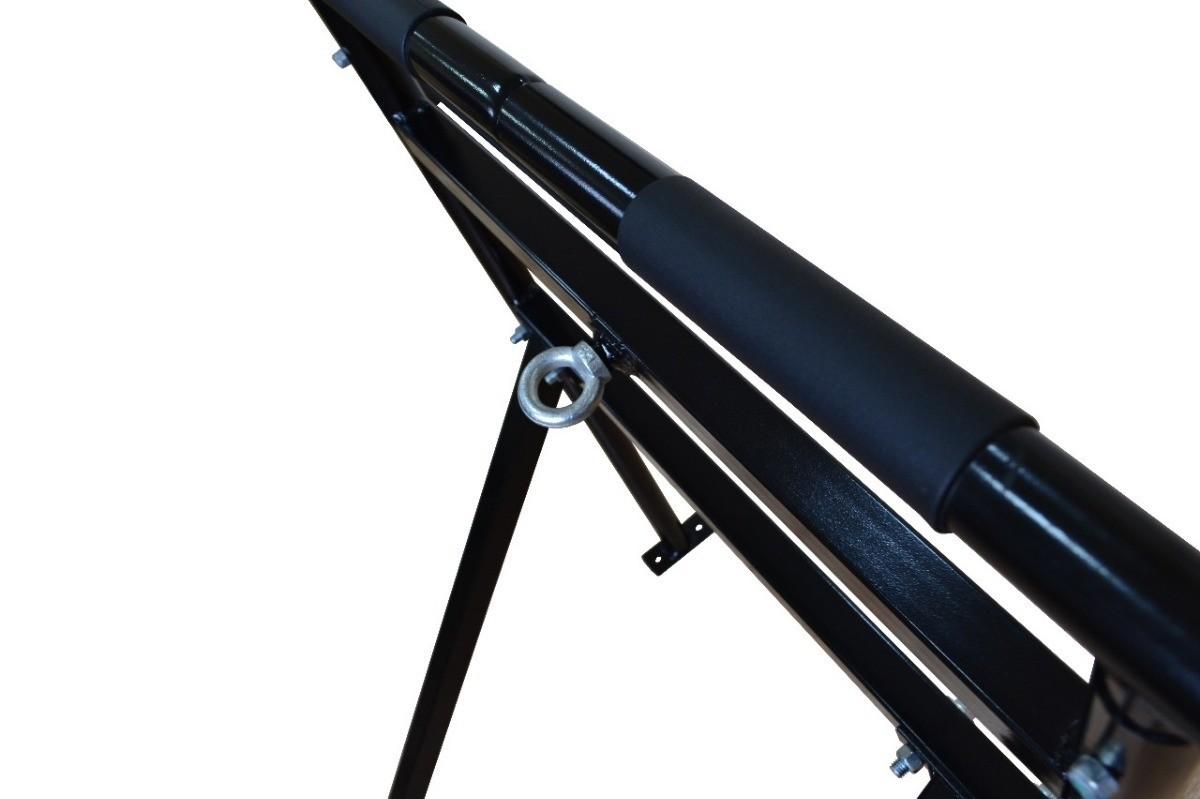 Foto6 - Barra Fixa De Parede 2.5 para Exercícios / Treinar em Casa - Suporta 180kg - Melhor Preço e Qualidade | Halteres e Anilhas