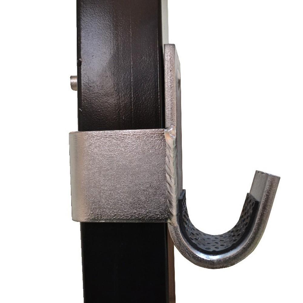 Foto3 - Power Rack Para Musculação / Crossfit Agachamento Supino Fixa E Paralela. Excelente para seus Treinos. Menor Preço   Halteres e Anilhas