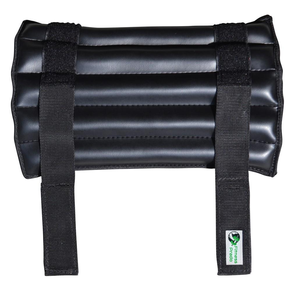 Foto4 - Protetor de Barra para Agachamento - Melhor Protetor do Mercado