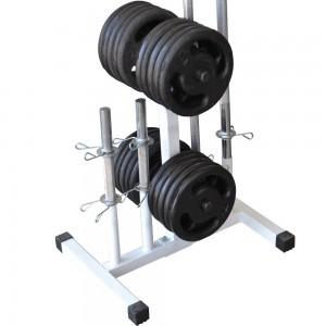 965570a0d Imagem do produto Suporte Expositor Para Barras E Anilhas   Capacidade  300kg -.