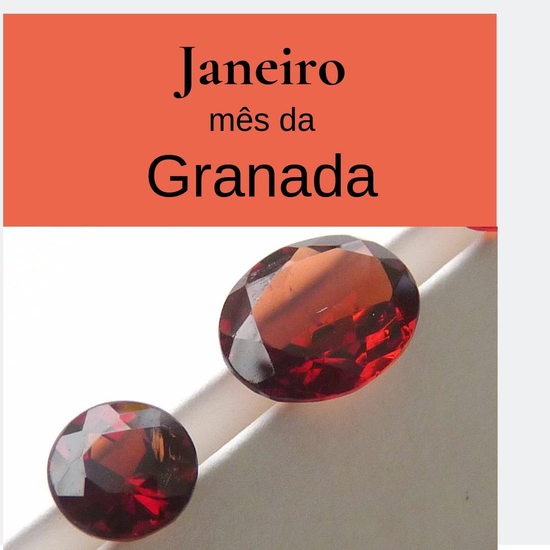 Janeiro mês da Granada