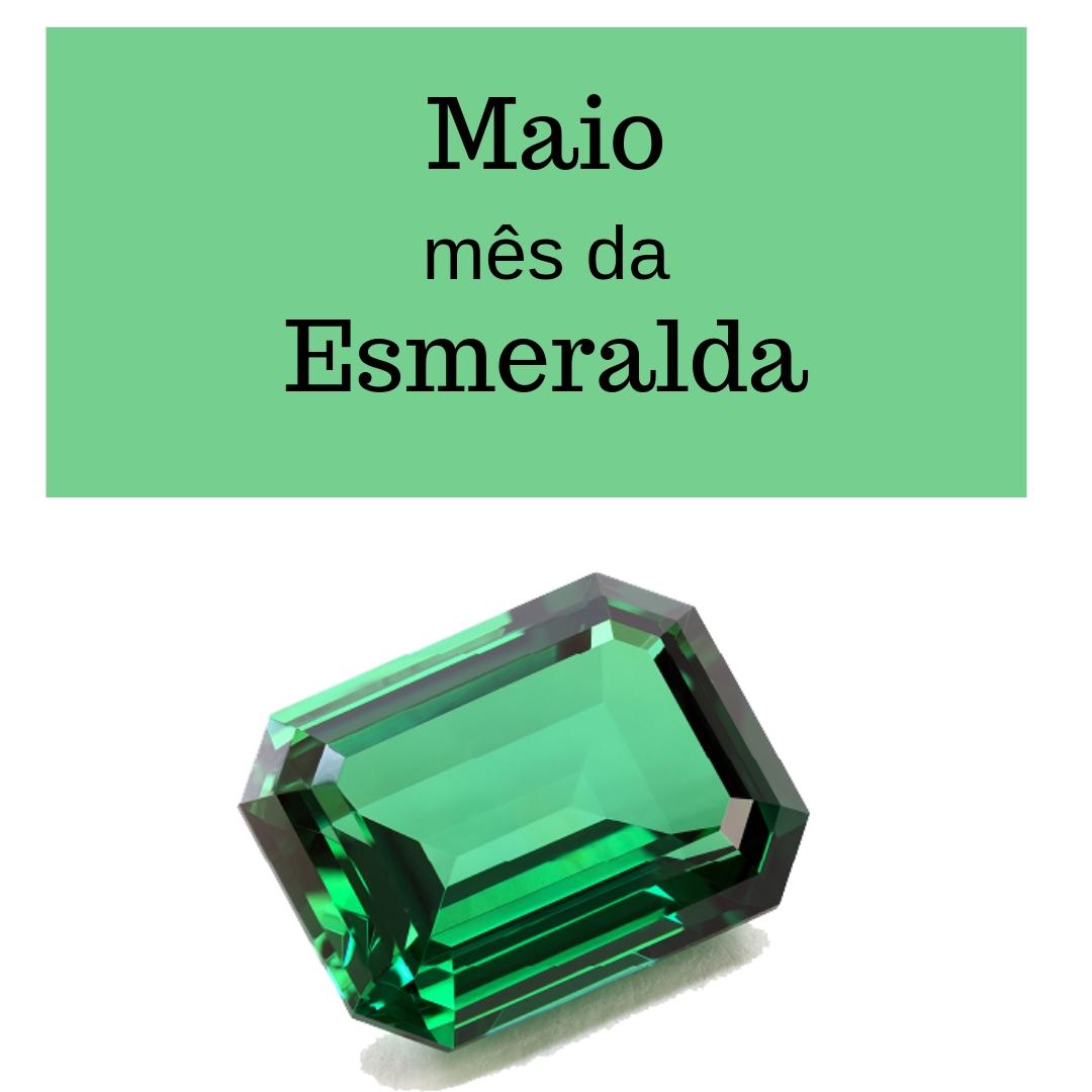 Maio mês da Esmeralda