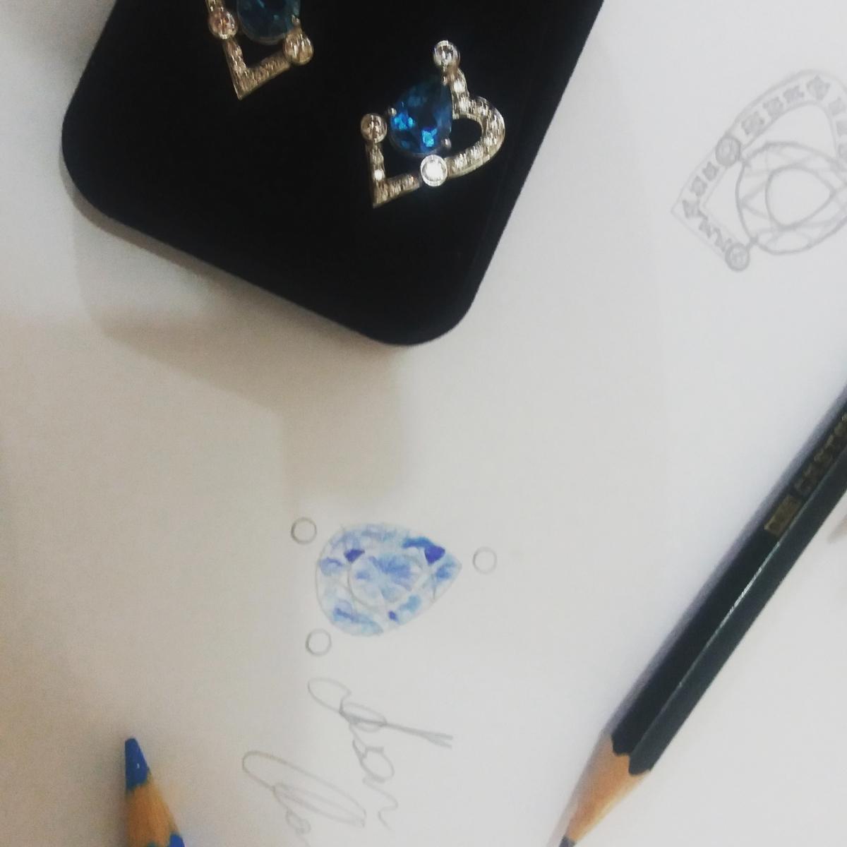 O Designer da sua jóia