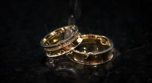 Foto2 - Aliança de Casamento Concava em Ouro 18K (15g 6,0mm)