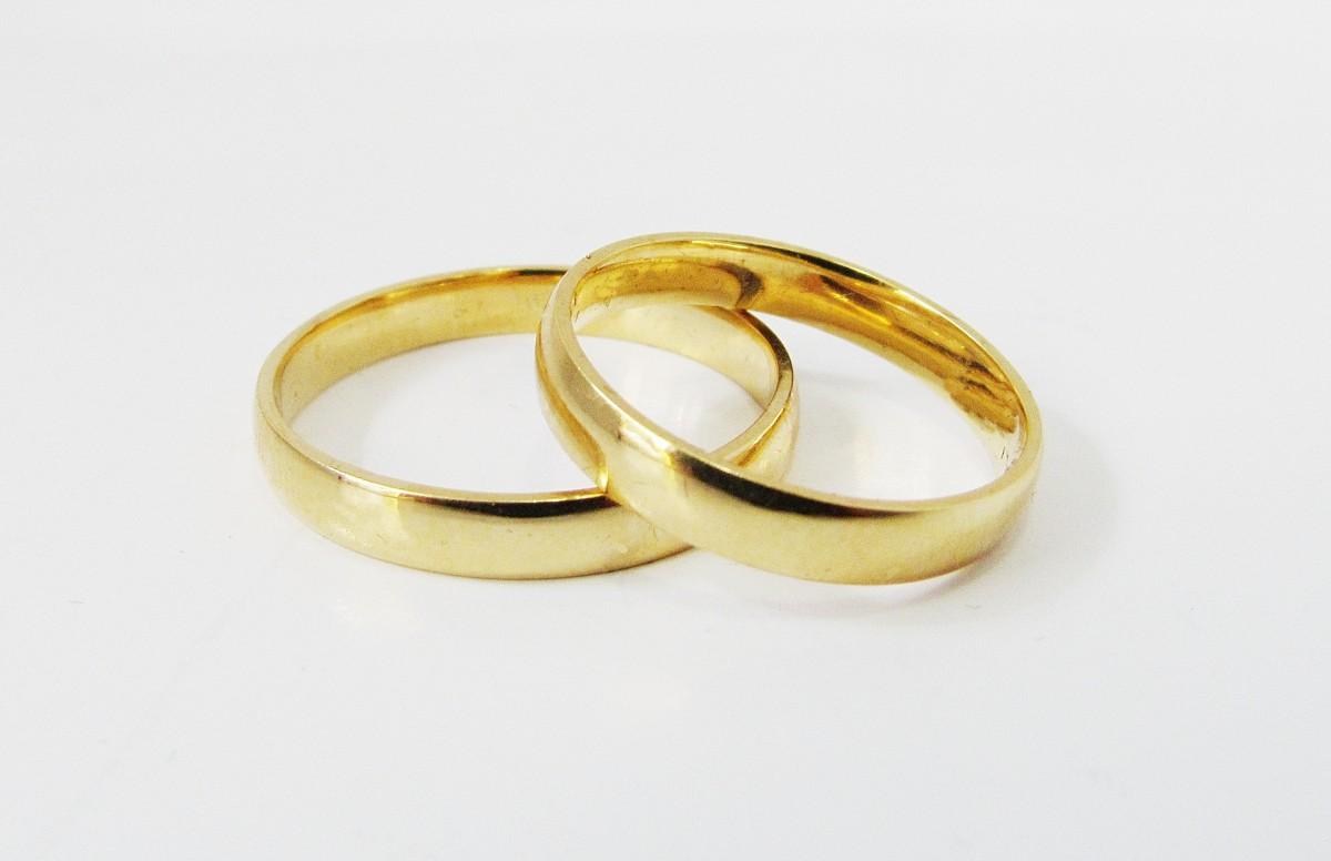 Foto 1 - Aliança de Casamento em Ouro 18K (6g 2,8mm)