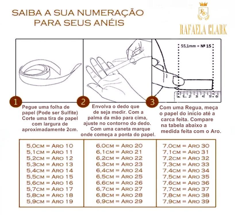 Foto3 - Anel Solitário Prata 950