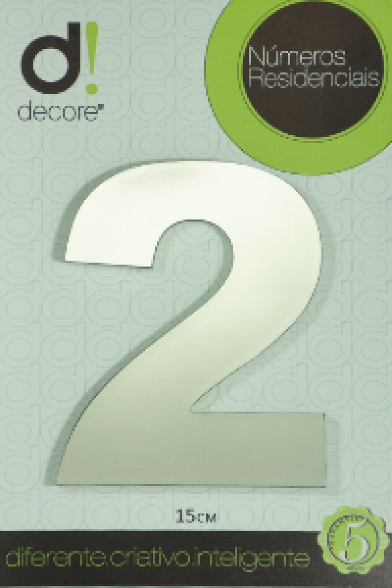 Foto3 - Numero Residencial Decore 7cm