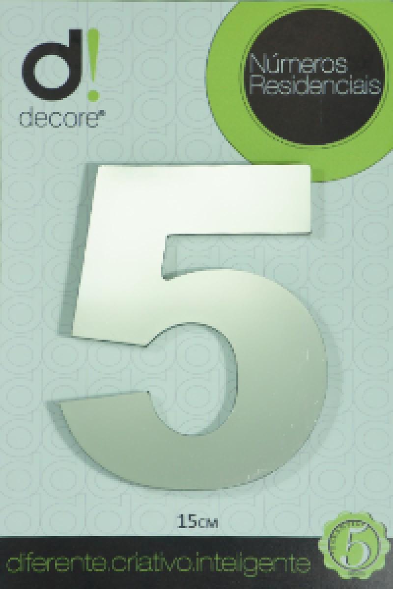 Foto6 - Numero Residencial Decore 7cm