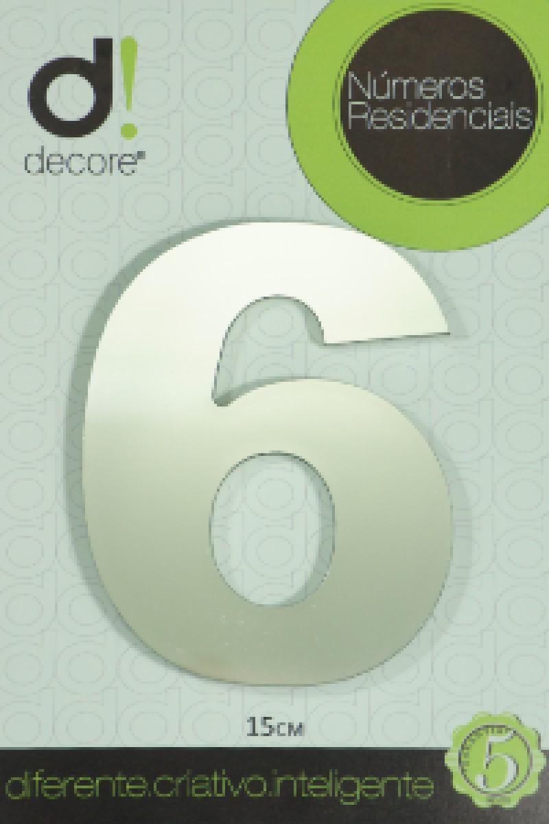 Foto7 - Numero Residencial Decore 7cm