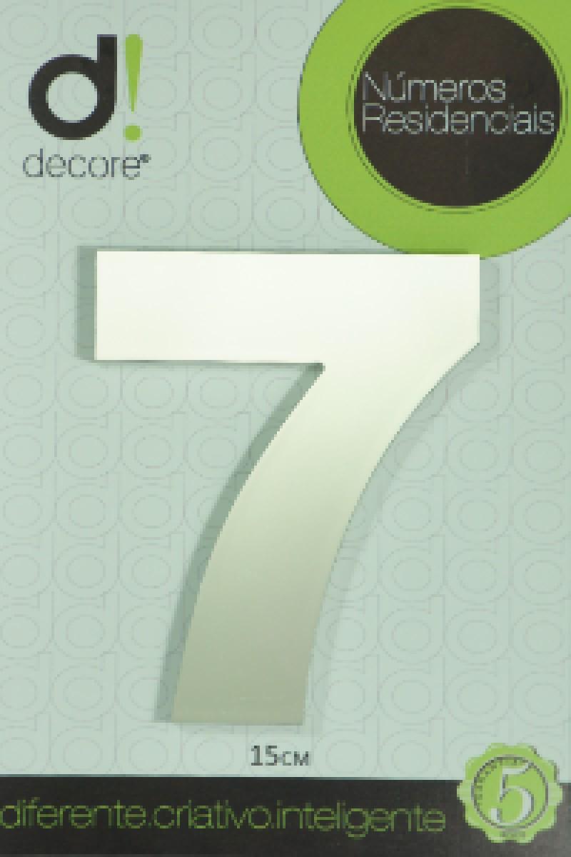Foto8 - Numero Residencial Decore 7cm