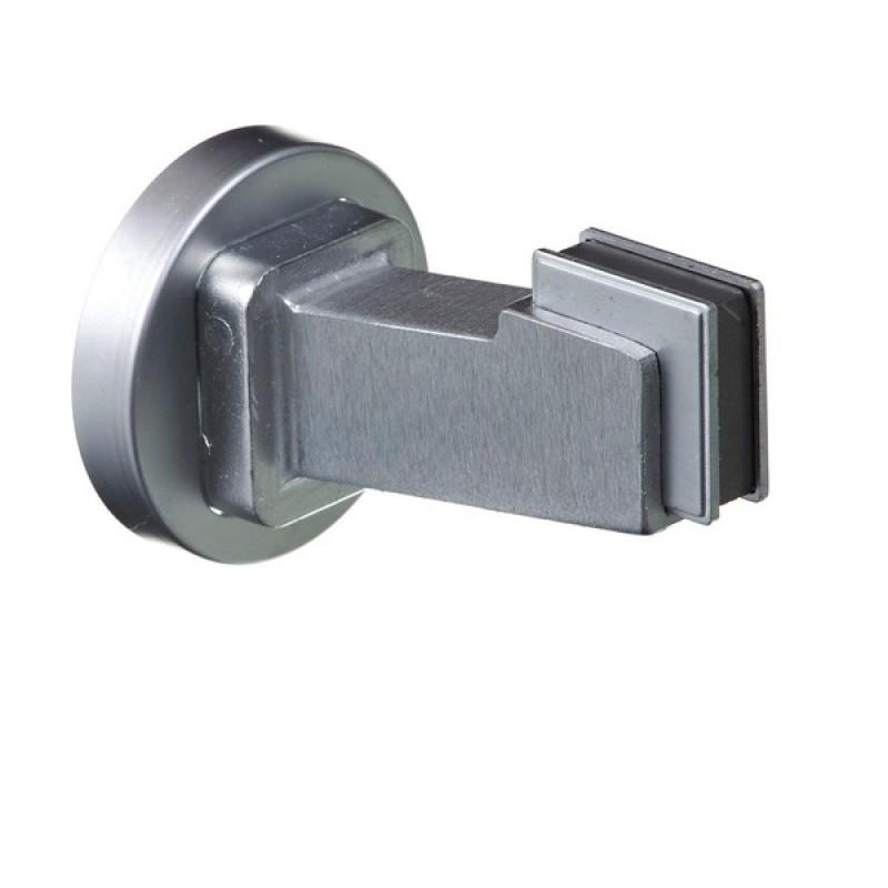 Foto 1 - Prendedor para Portas Magnético Zamac Cromado União Mundial