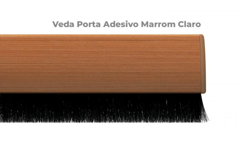 Foto2 - Veda Portas ComfortDoor - Marrom Claro