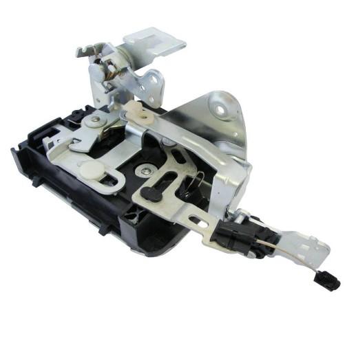 Foto4 - Fechadura externa mecânica dianteira do Fox / SpaceFox / CrossFox 2 ou 4 Portas 2003 2004 2005 2006 2007 2008 2009