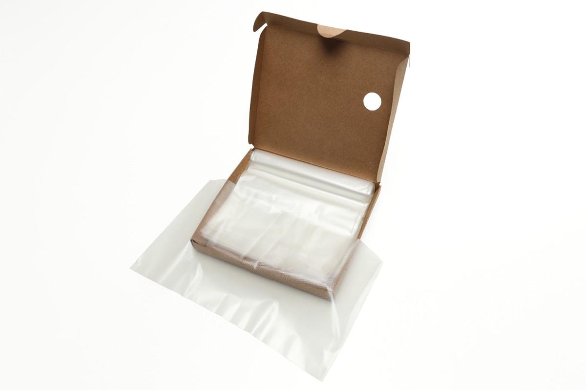 Foto 1 - Saco Plástico Hidrossolúvel