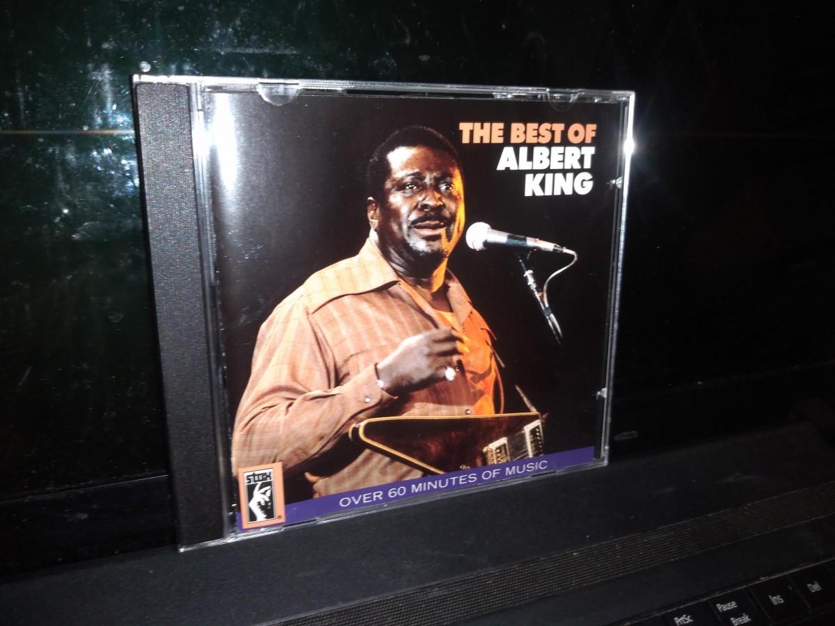 Foto 1 - ALBERT KING, Cd The Best of Albert King, Stax-1986 importado
