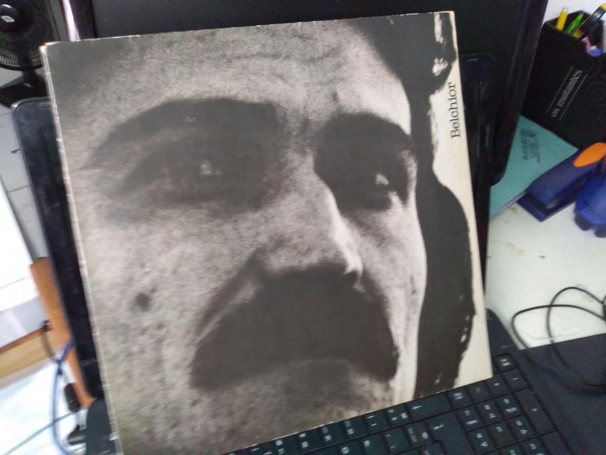 Foto 1 - BELCHIOR, Lp Belchior, Warner-1979 (comentário a respeito de John)