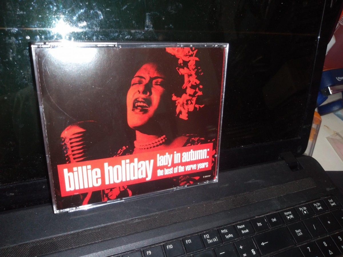 Foto 1 - BILLIE HOLIDAY, Cd Duplo Lady In Autumn - best of Verve Years, importado